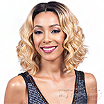 Bobbi Boss Synthetic Swiss Lace Front Wig - MLF212 CHRISSY