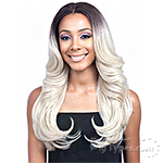 Bobbi Boss Synthetic Swiss Lace Front Wig - MLF223 JALANDA (13x4 ear to ear large lace)