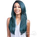 Bobbi Boss Synthetic Swiss Lace Front Wig - MLF301 AVERY (3.5 inch deep part)