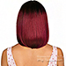 Bobbi Boss Synthetic Hair 4 inch Deep Part Lace Front Wig - MLF307 PRECIOUS