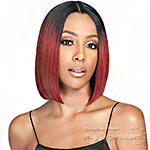 Bobbi Boss Synthetic 4 inch Deep Part Lace Front Wig - MLF327 KATANA
