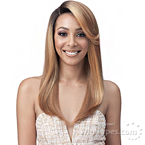 Bobbi Boss Synthetic Hair 4 inch Deep Part Lace Front Wig - MLF346 BIANCA