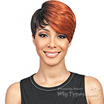 Bobbi Boss Synthetic Swiss Lace Front Wig - MLF351 BELVA