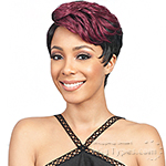 Bobbi Boss Synthetic Swiss Lace Front Wig - MLF358 CARICIA
