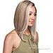 Bobbi Boss Synthetic 5 inch Deep Side Part Swiss Lace Front Wig - MLF362 AMIYAH