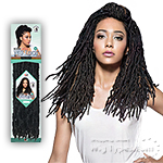 Bobbi Boss Synthetic Braid - NU LOCS 18