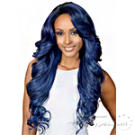 Bobbi Boss Synthetic Lace Front Wig - MLF113 SHANNON