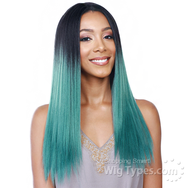 Bobbi Boss Synthetic Lace Front Wig - MLF99 YANI - WigTypes.com b45391659