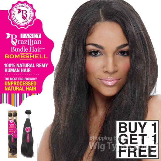 Brazilian Hair Weave Buy One Get One Free 107