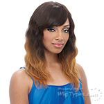 Janet Collection 100% Unprocessed Remy Human Hair Wig - BRAZILIAN NATURAL WIG