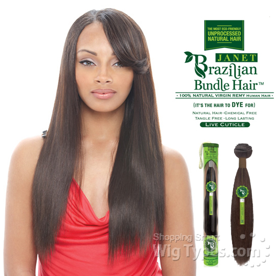 Janet collection 100 unprocessed remy human hair weave janet collection 100 unprocessed remy human hair weave brazilian natural steamed straight pmusecretfo Choice Image