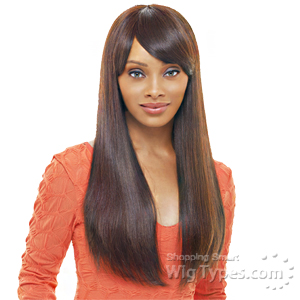 Janet Collection 100% Unprocessed Remy Human Hair Wig - BRAZILIAN BECKY