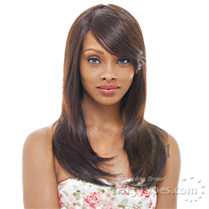 Janet Collection 100% Unprocessed Remy Human Hair Wig - BRAZILIAN BESSIE