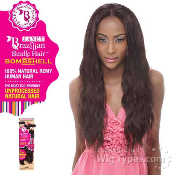 Brazilian Bombshell Natural Weave Bundle Hair