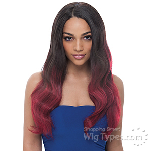 Janet Collection 100% Unprocessed Remy Human Hair Lace Wig - BRAZILIAN LACE NATURAL BODY WIG