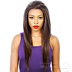 Bohemian Brazilian Secret Human Hair Blend Soft Swiss Lace Wig - HBW MOLLY 30