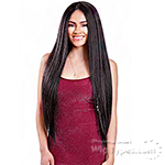 Bohemian Brazilian Secret Human Hair Blend Soft Swiss Lace Wig - HBW OLIVIA