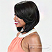 Bohemian Brazilian Secret Human Hair Blend Soft Swiss Lace Wig - HBW ADA