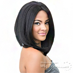 Bohemian Brazilian Secret Human Hair Blend Soft Swiss Lace Wig - HBW ANGELA