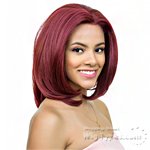 Bohemian Brazilian Secret Human Hair Blend Soft Swiss Lace Wig - HBW ASHLEY