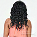 Bohemian Brazilian Secret Human Hair Blend Soft Swiss Lace Wig HBW LUCIA