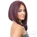 Bohemian Brazilian Secret Human Hair Blend Soft Swiss Lace Wig - HBW ROSEMARY