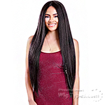 Bohemian Brazilian Secret Human Hair Blend Soft Swiss Lace Wig - HBW OLIVIA GIRL