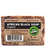 By Natures African Black Soap Original 3.5oz