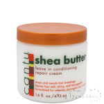 Cantu Shea Butter Leave In Conditioning Repair Cream 16oz