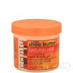 Cantu Shea Butter Natural Hair Moisturizing Twist & Lock Gel 13oz