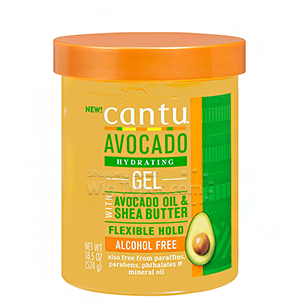 Cantu Avocado Hydrating Styling Gel 18.5oz