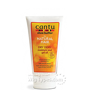 Cantu Shea Butter Natural Hair Dry Deny Moisture Seal Gel Oil 5oz