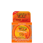 Cantu Shea Butter Natural Hair  Edge Stay Gel Extra Hold 2.25oz