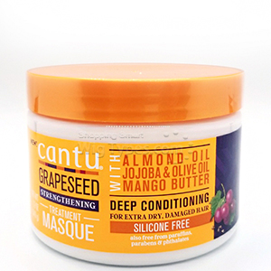 Cantu Grapeseed Strengthening Trearment Masque 12oz