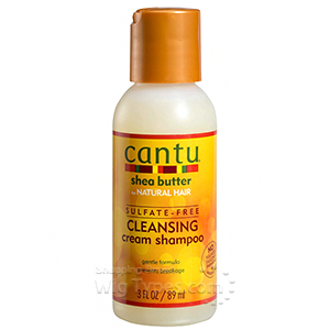 Cantu Shea Butter Cleansing Cream Shampoo 3oz