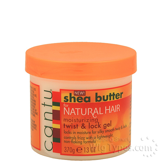 Natural Hair Locking Gel