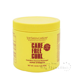 Care Free Curl Cold Wave Chemical Rearranger (Super) 16oz