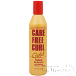Care Free Curl Gold Instant Activator Moisturizer 8oz