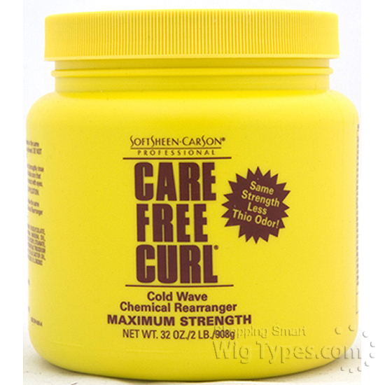 Care Free Curl Products Care Free Curl Cold Wave