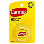 Carmex Jar Original Classic Lip Balm Medicated - 0.25oz