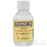 Castillo Coconut Oil 4oz