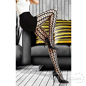 Ccdc Luv Designer Collection Fishnet Pantyhose CFP2199