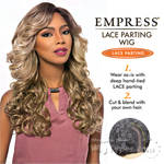 Sensationnel Synthetic Hair Empress Lace Parting Wig - CIARA (futura)