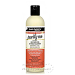 Aunt Jackie's Curls & Coils Flaxseed Recipes Purify Me Moisturizing Co-Wash Cleanser 12oz