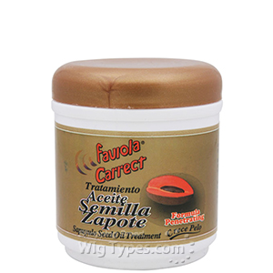 Faviola Carrect Sapuyulo Sead Oil Conditioner 16oz