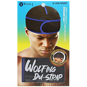 King J #2030 Wolfing Du-Strap Assorted