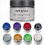 Mofajang Color Wax Hair Coloring Material 4.23oz