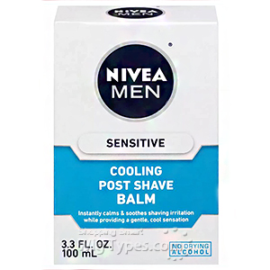 Nivea Men Cooling Post Shave Balm Sensitive 3.3oz
