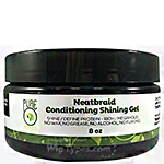 Pure O Neatbraid Conditioning Shining Gel 8oz