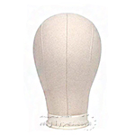 Canvas Mannequin Head 22""